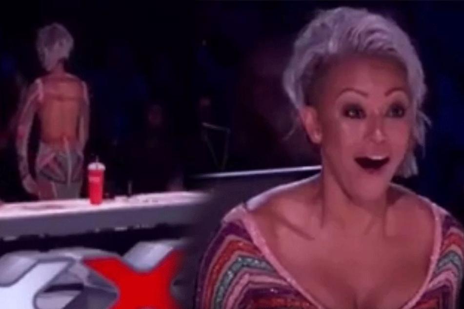 Nach fiesem Sex-Witz: Ex-Spice Girl Mel B rastet in Live-Sendung aus und geht