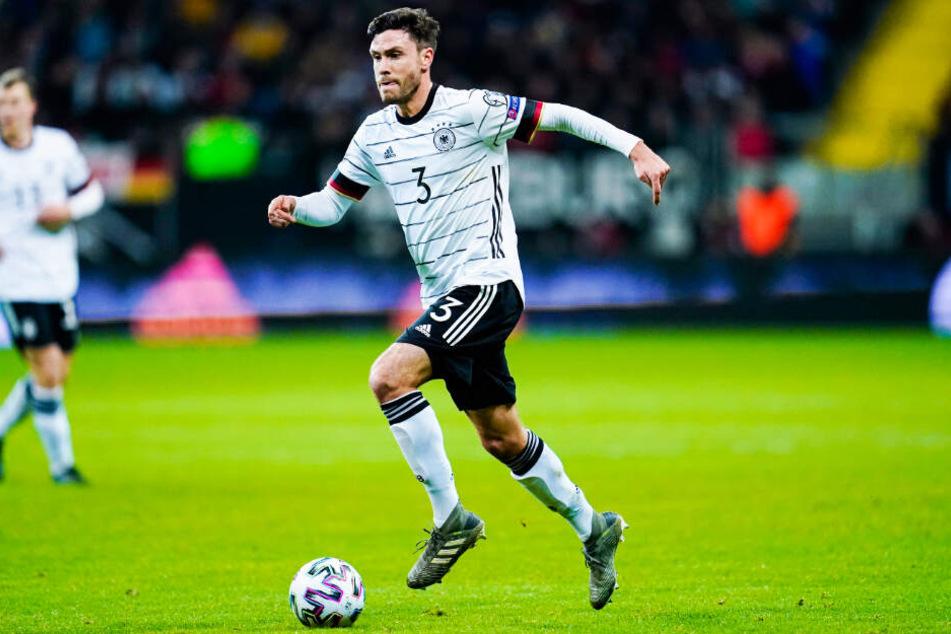 Jonas Hector bereitete die ersten beiden Tore der DFB-Elf mit viel Übersicht vor.