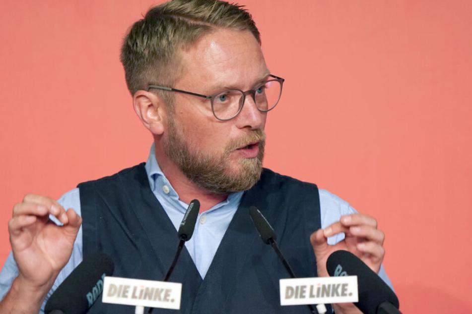 """""""Wie viele Einzeltäter sollen denn noch ihr Unwesen treiben?"""", prangert Jan Korte, Erster Parlamentarischer Geschäftsführer der Linksfraktion, an."""