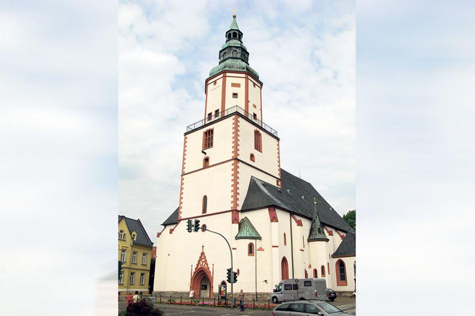 Für höhere Weihen empfohlen: Evangelische Kirche St. Nicolai in Döbeln.