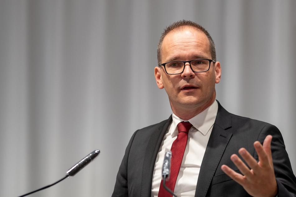 Grant Hendrik Tonne (SPD), Kultusminister in Niedersachsen.