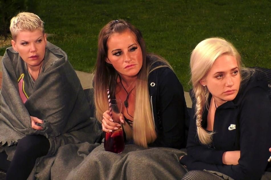 """Ab Dienstag (11. August) ist Melanie Müller bei der TVNOW-Produktion """"Like Me - I'm Famous"""" neben Juana Princess (M.), Sarah Knappik (r.) und anderen Trash-Promis zu sehen."""