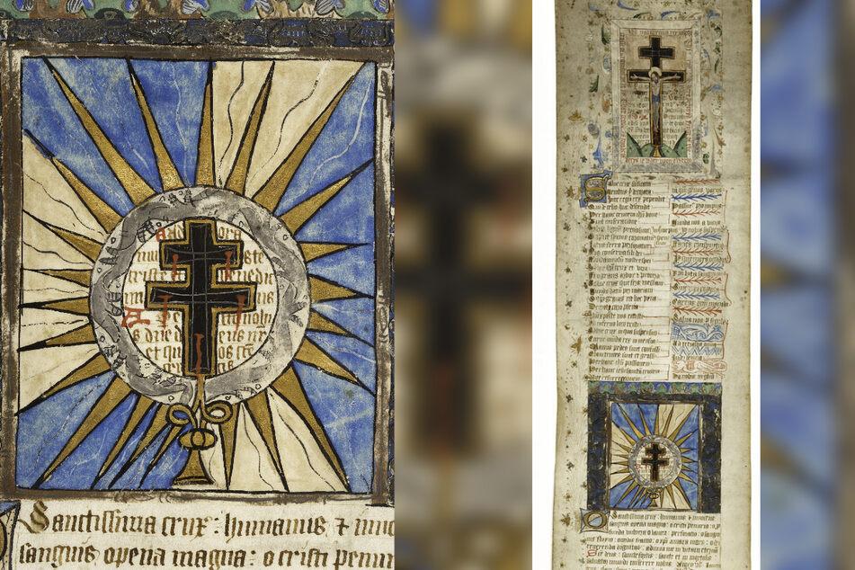 """""""Außergewöhnlich"""": Forscher finden 500 Jahre alte Gebetsrolle"""