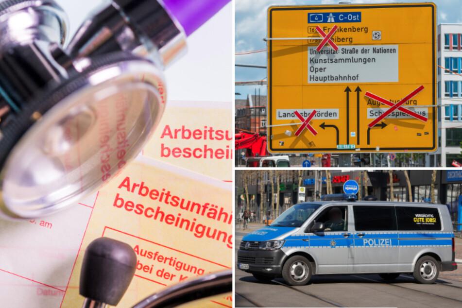 Bürgerbefragung zeigt: Das macht den Chemnitzern Sorgen