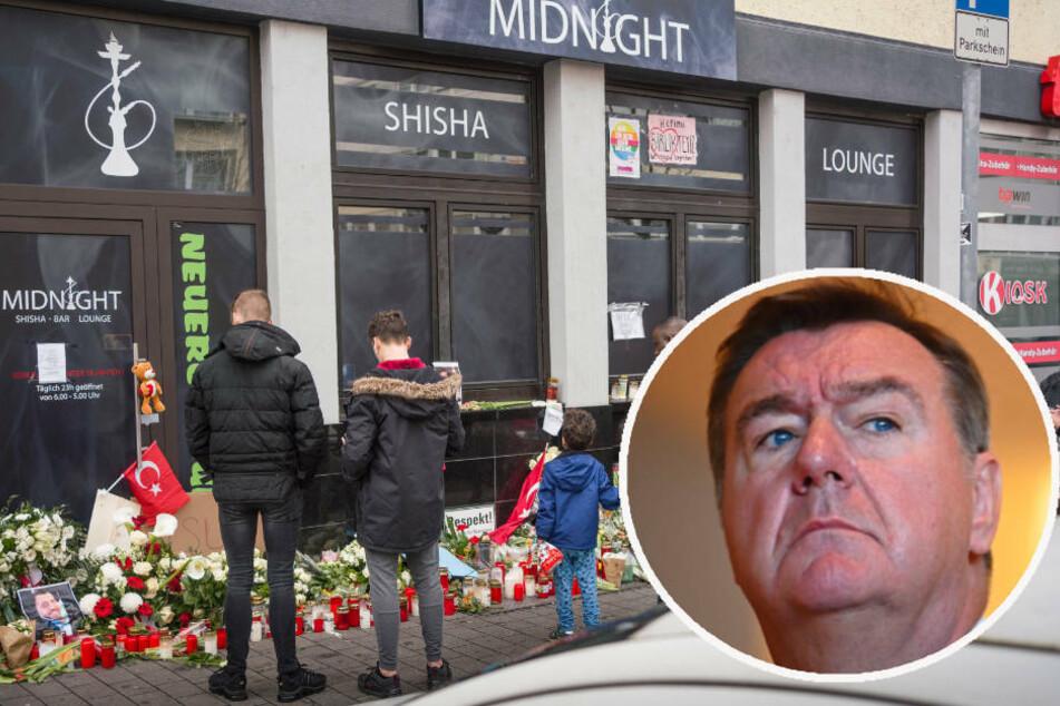 Nach Hanauer Anschlag: Oberbürgermeister fordert Knast für rechte Hater