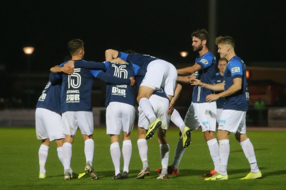 Der CFC feierte beim BFV den ersten Auswärtssieg der Saison in der Regionalliga.
