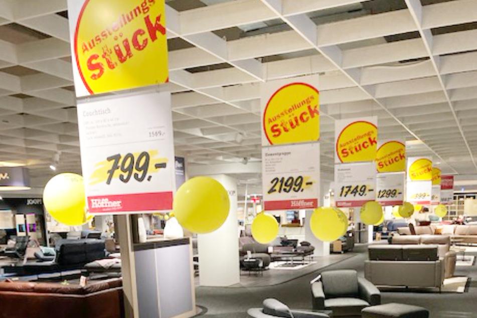 Möbelriese verkauft ab Freitag (23.7.) diese Ausstellungsstücke mega günstig