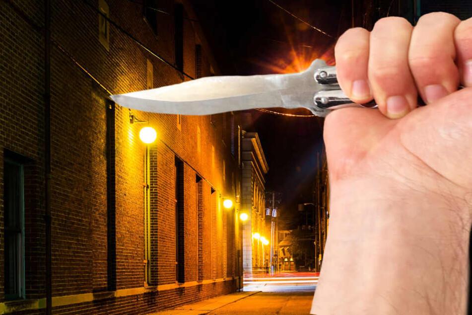 Die beiden Brüder wurde auf offener Straße angegriffen (Symbolbild).