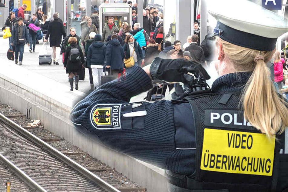 Am Münchner Hauptbahnhof hatte es die Polizei mit einem 24-jährigen Eritreer zu tun. (Symbolbild)