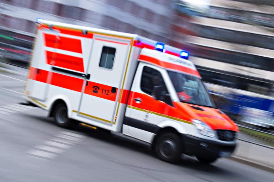 Für die Touristin aus Dänemark kam jede Hilfe zu spät, sie verstarb noch an der Unfallstelle. (Symbolbild)