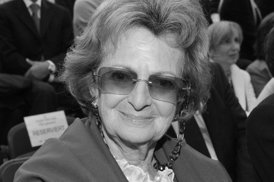 Beatrix von Schönburg-Glauchau (†91) wurde 1930 in Ungarn geboren. (Archivbild)