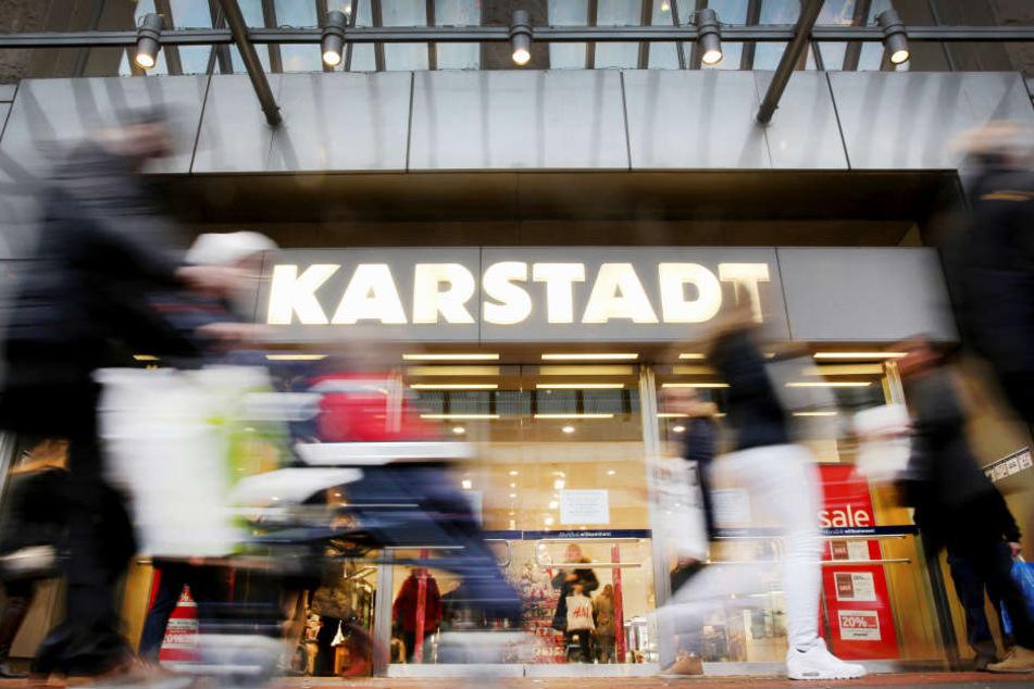 Karstadt machte 2017 erstmals nach zwölf Jahren wieder Gewinn.