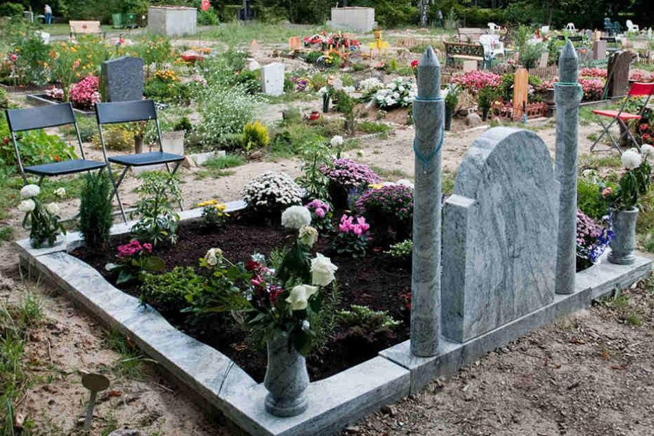 Am Columbiadamm befindet sich bereits Berlins wichtigster muslimischer Friedhof.