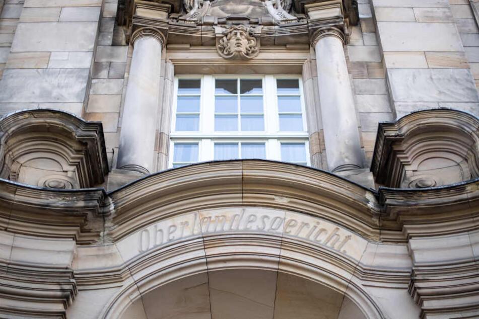 Das Oberlandesgericht Düsseldorf war Ort der Verhandlung.