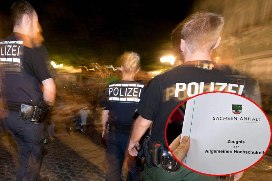 Die Polizisten wollen dem Schüler helfen und störten deshalb die Abiturfeier in der Kirche (Symbolbild).