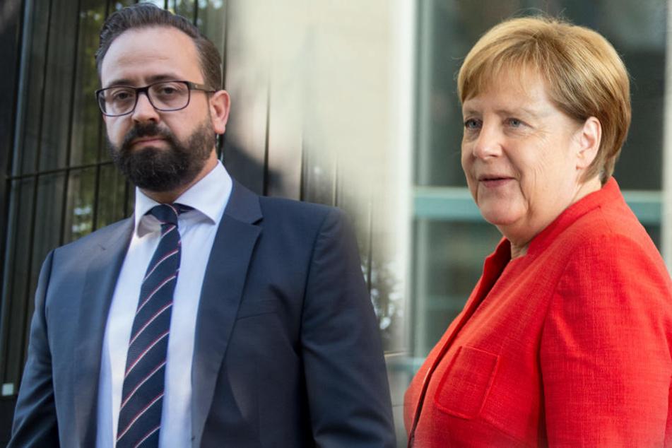 Justizminister Sebastian Gemkow (l.) fordert seit Langem, zusätzlich zum 5. Strafsenat einen weiteren BGH-Senat in Leipzig einzurichten.