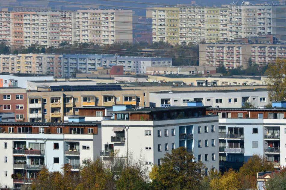 Auch die Plattenbau-Wohnungen in Erfurt werden immer teurer.