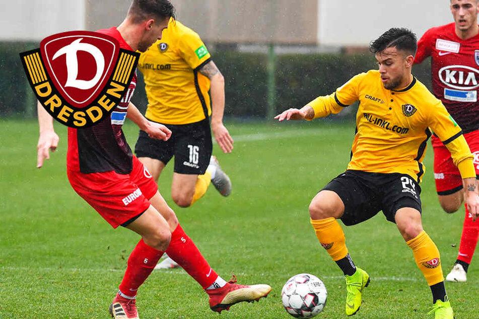 Nächster Abgang: Dynamo verleiht Horvath nach Österreich!