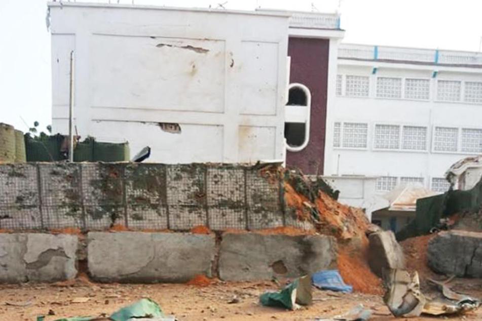 Somalia: Zahl der Toten steigt nach schwerem Anschlag auf 53