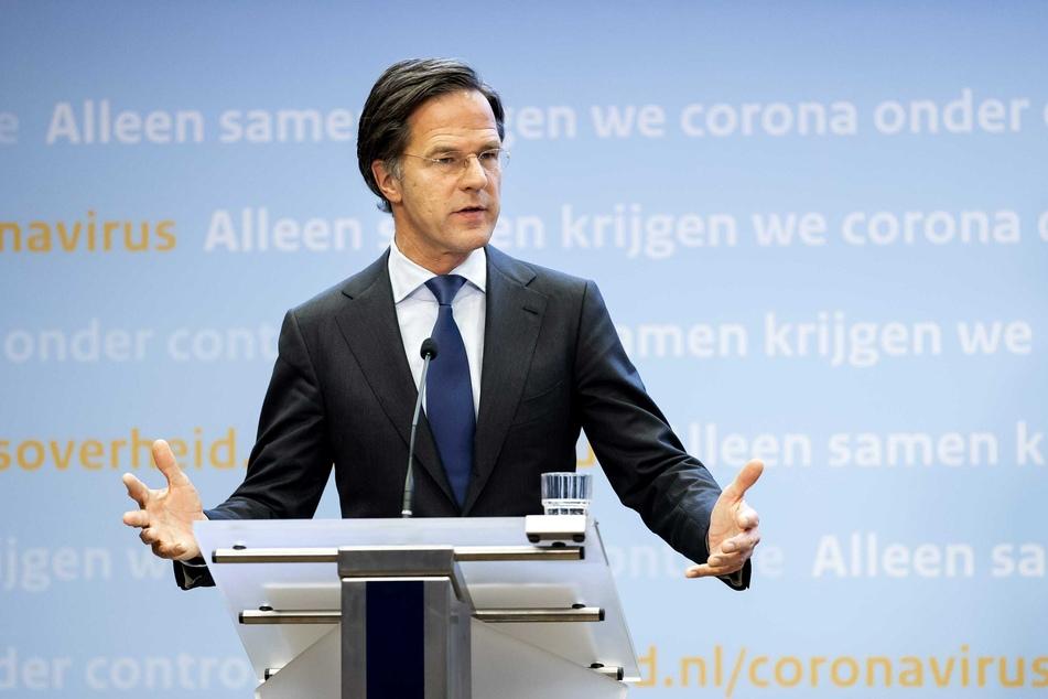 Der niederländische Ministerpräsident Mark Rutte (54) will nicht zu früh Corona-Lockerungen einführen.