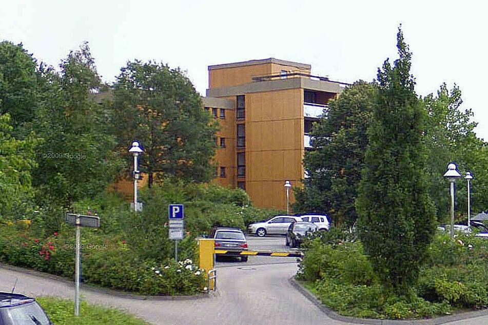 ... als auch im Klinikum Bielefeld Rosenhöhe ist das Norovirus ausgebrochen.