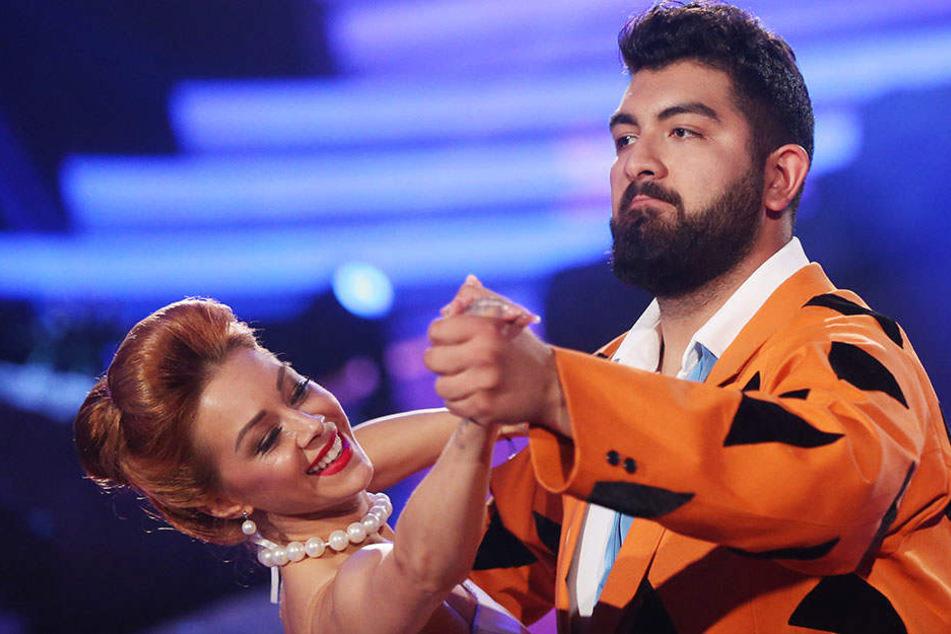 Schluss mit lustig! Comedian Faisal fliegt bei Let's Dance raus