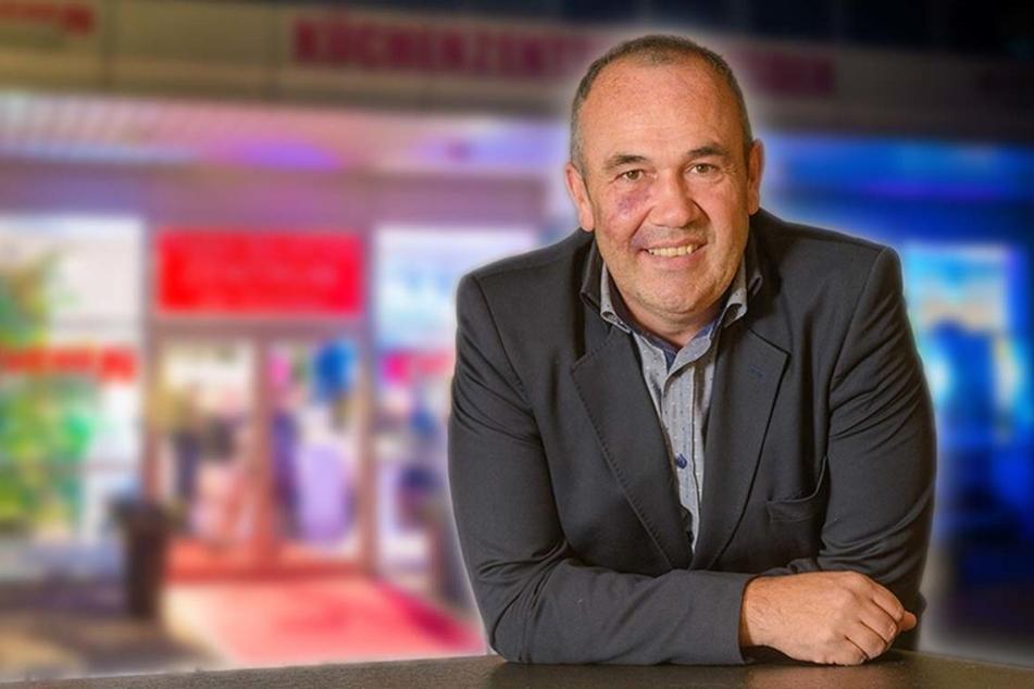 Ein Chef, der 2017 viel vor hat: Dirk Hähnchen.