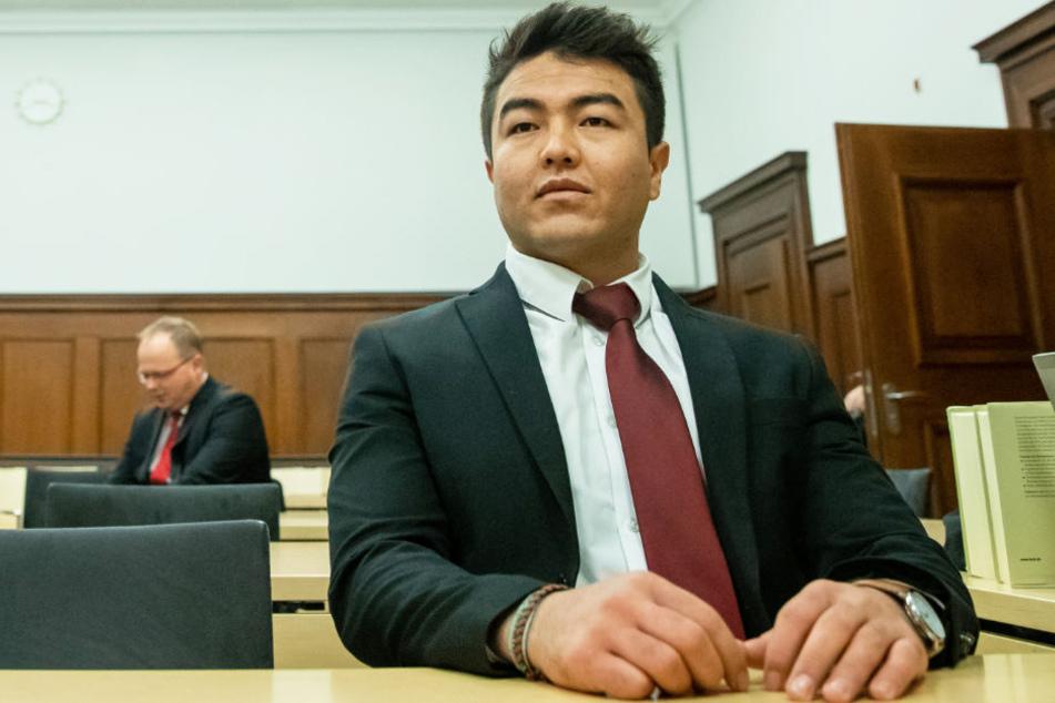 Urteil ist gefallen: Asif N. musste sich vor dem Amtsgericht in Nürnberg verantworten.