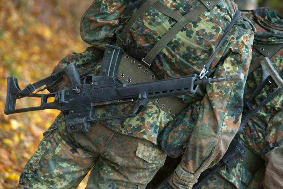 Bundeswehr-Ausbilder soll versucht haben, Rekrutin zu vergewaltigen
