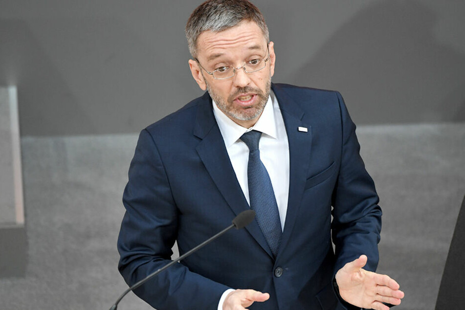FPÖ-Politiker Herbert Kickl (50).