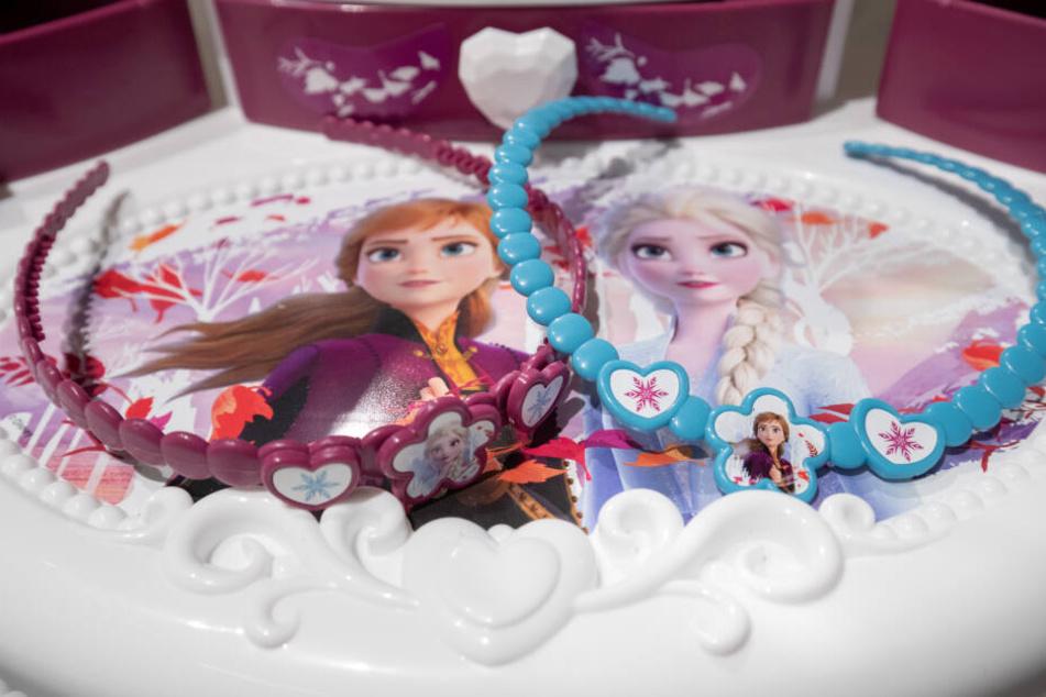 """""""Die Eiskönigin"""" regiert im Kinderzimmer und damit auch im Spielzeuggeschäft"""