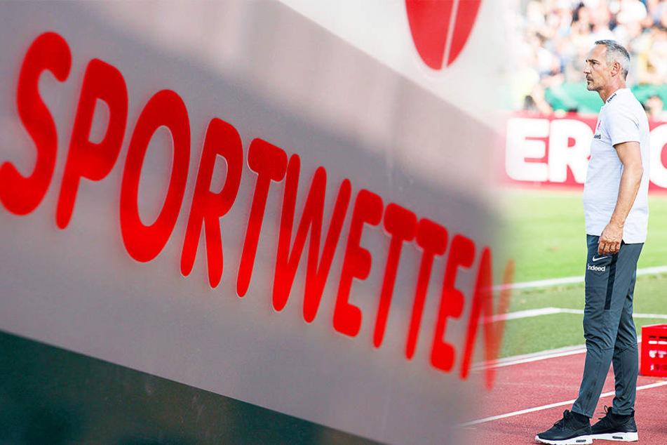 Wettanbieter: Dieser Bundesliga-Trainer fliegt als Erster raus!