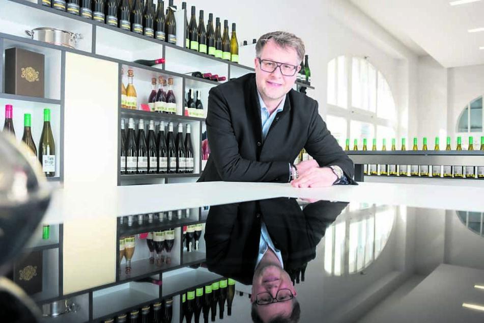 Frohe Kunde zum 48. Geburtstag: Sternekoch Stefan Hermann hat seine Privatinsolvenz bald überwunden.