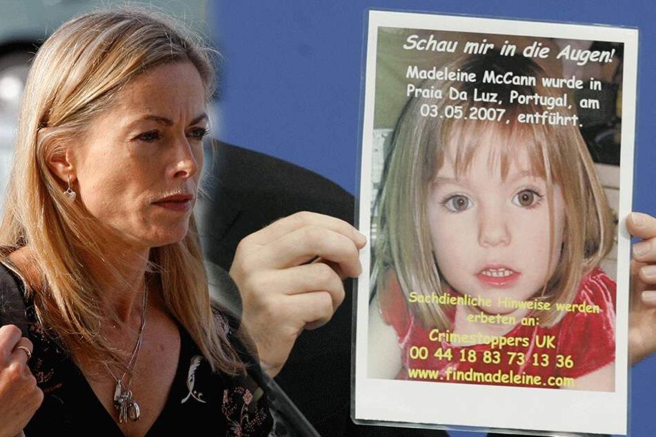 DNA von Maddie 25 Tage nach Verschwinden in Kofferraum der Eltern gefunden: Polizei lehnt Hilfe von führendem DNA-Experten ab!