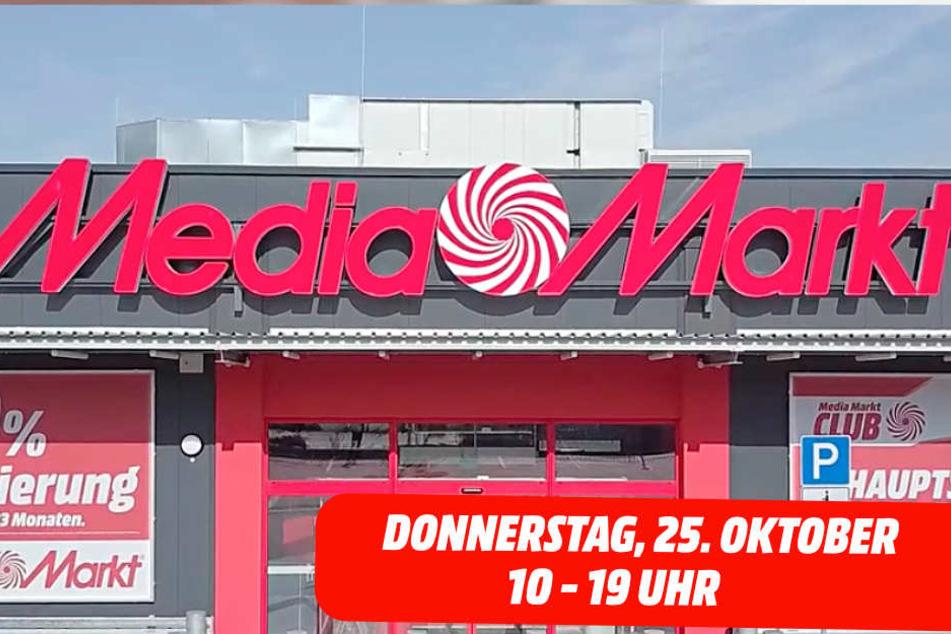 Am Donnerstag um 10 Uhr geht die Schnäppchenjagd in Weinheim los!
