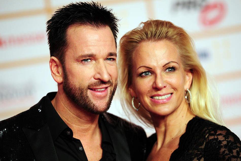Waren fast 30 Jahre ein Paar: Michael Wendler und Claudia Norberg.