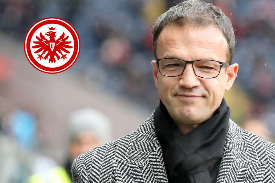 Eintracht-Boss Bobic glaubt fest an Verbleib von Trainer Kovac
