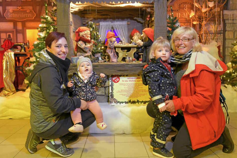 Dresden: Alles Nudossi! Das Weihnachts-Café für Schleckermäuler hat eröffnet
