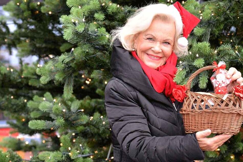 Dorit Gäbler: Im Advent gibt die Diva nochmal 200 Prozent