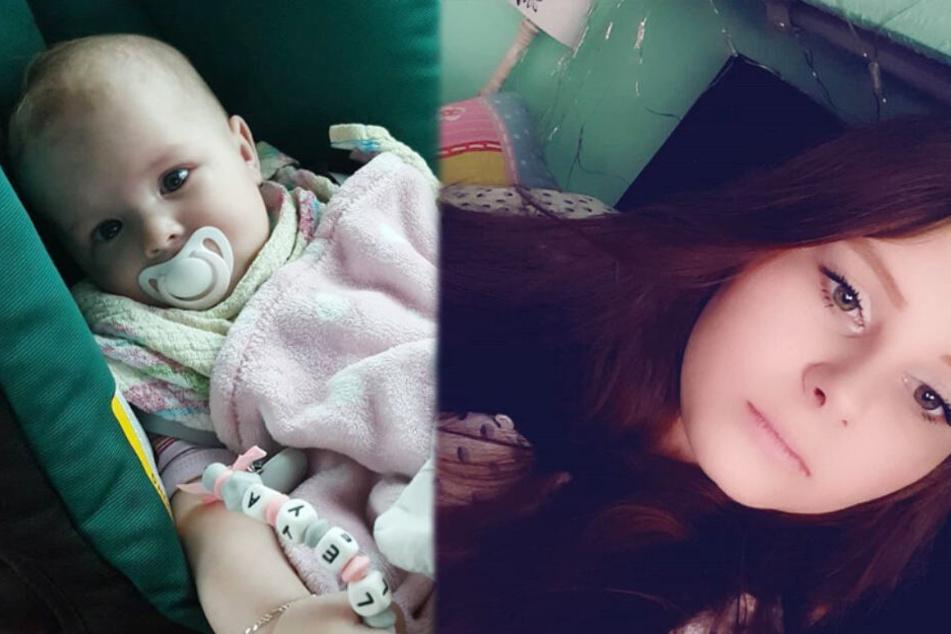Gerichtsprozess überschattet Calantha Wollnys Mutterglück