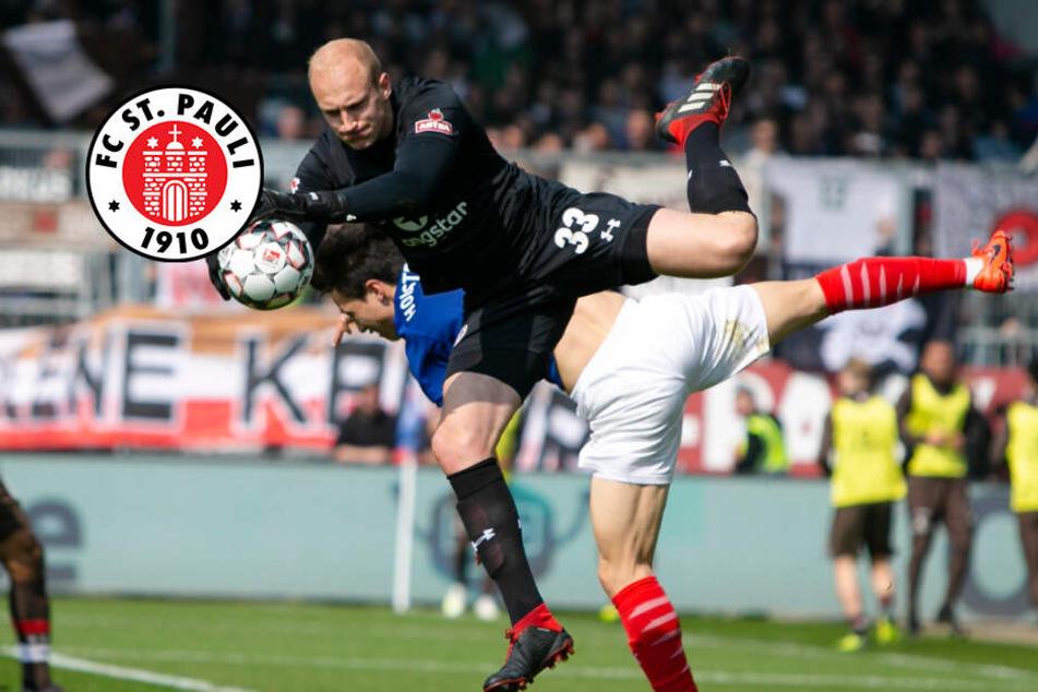 FC St. Pauli: Keeper Brodersen fällt monatelang aus!