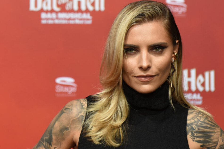 Sophia Thomalla kommt zur Premiere des Musicals Bat out of Hell ins Stage Metronom Theater. (Archivbild)