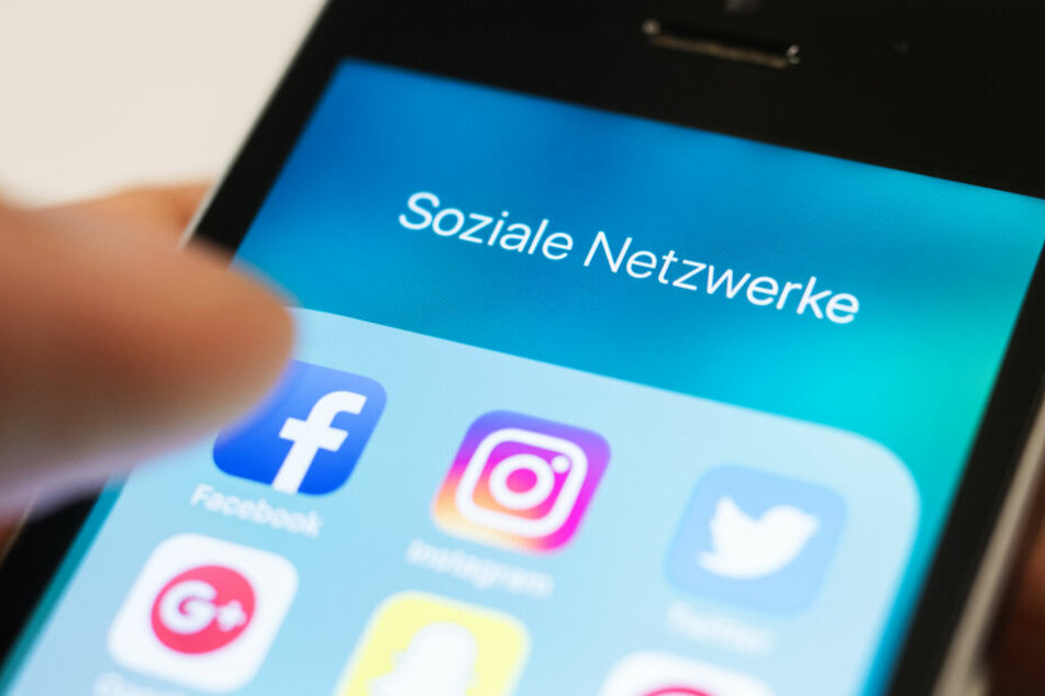 Soziale Netzwerke, wie etwa Facebook und Instagram, sind in China nicht aufrufbar (Symbolbild).