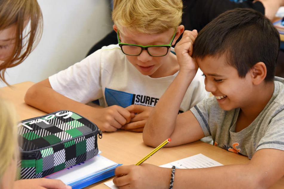 Insgesamt 500 Millionen Euro will die Stadtverwaltung in den nächsten fünf Jahren in den Bau und Ausbau von Schulen investieren.