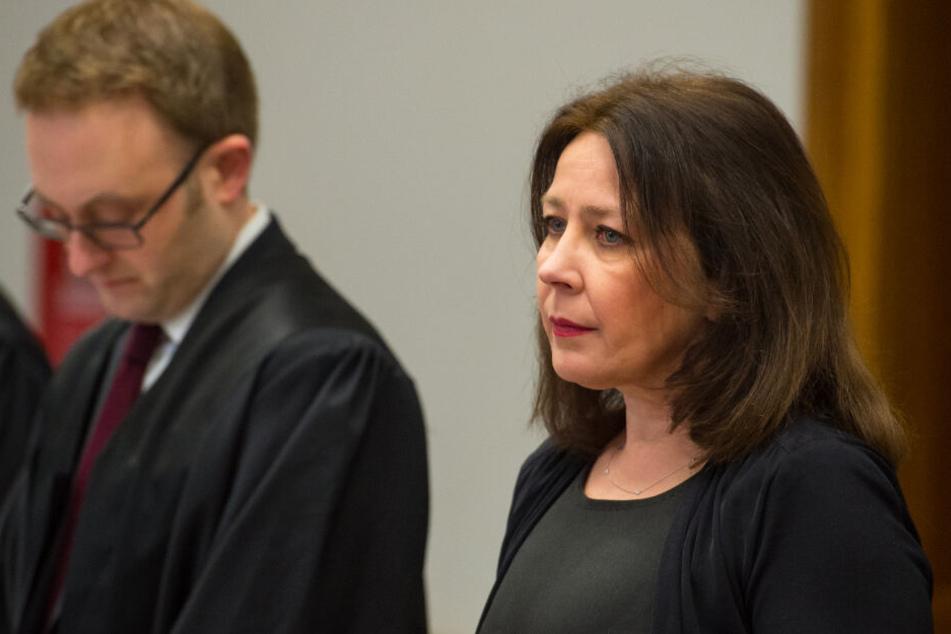 Bereits 2018 stand die Mutter von Nathalie Volk vor Gericht.