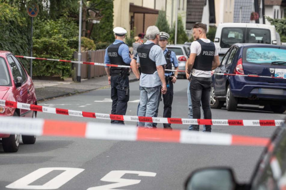 Mann wird vor den Augen seiner Tochter erschossen: Ermittler tappen im Dunkeln