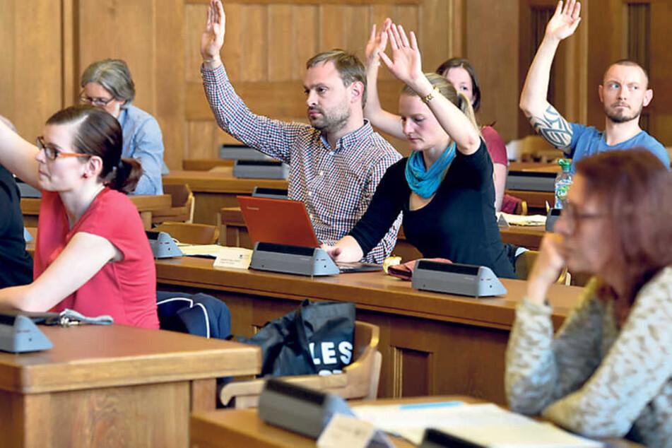 """Der Jugendhilfeausschuss hat gestern 30.000 Euro für die """"Verreiser"""" genehmigt."""