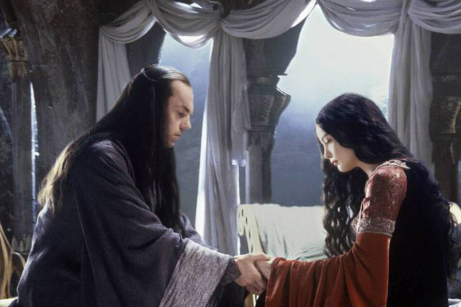 """So sieht Elrond """"im echten Leben"""" aus. Ein heiliger ist der Herr von Bruchtal nicht."""