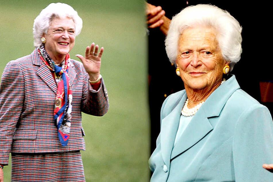 Die frühere First Lady der USA verstarb nach längerer Krankheit.