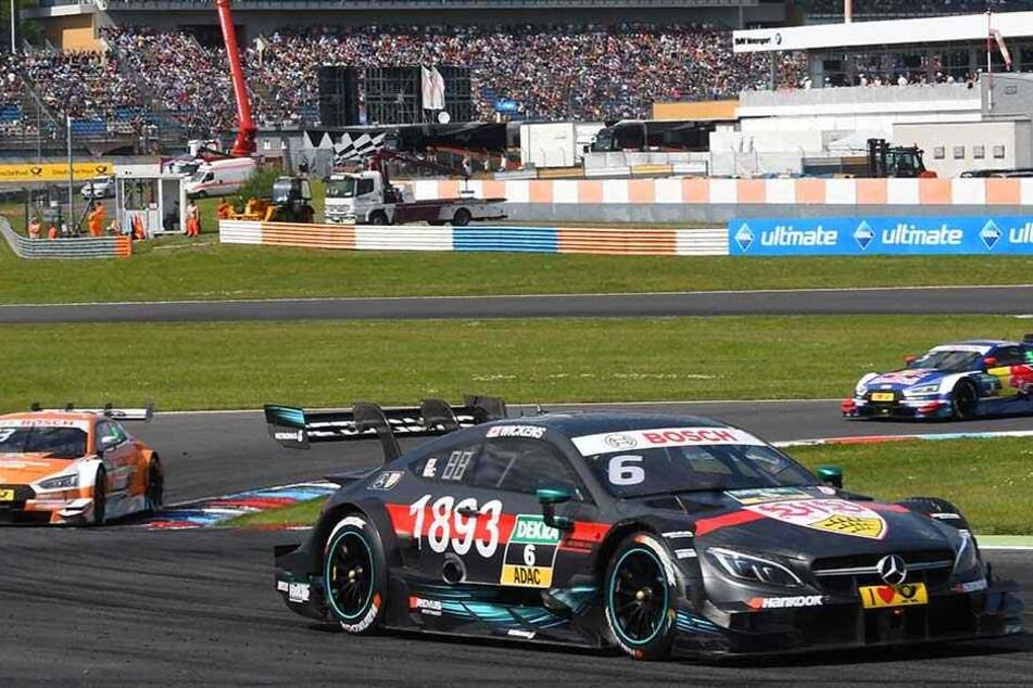 Auch 2018 wird die DTM wieder am Lausitzring stattfinden.